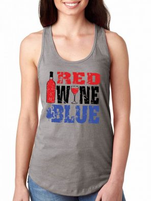 Red Wine and Blue Ladies